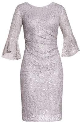 Morgan & Co. Lace Sheath Dress
