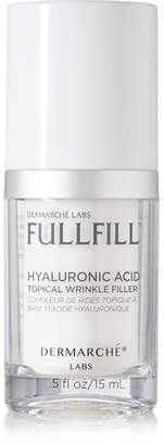 Dermarche Labs Fullfill Hyaluronic Acid Topical Wrinkle Filler, 15ml - Colorless