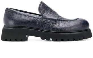 Rocco P. ridged loafers