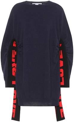 Stella McCartney All Is Love virgin wool sweater