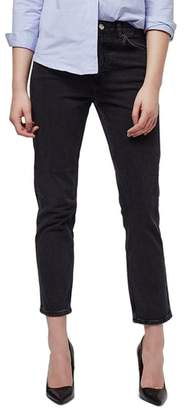 Topshop MOTO Straight Leg Jeans