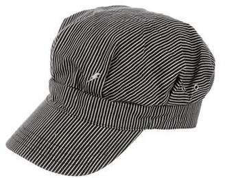 9311b2139000f Neighborhood Striped Newsboy Cap