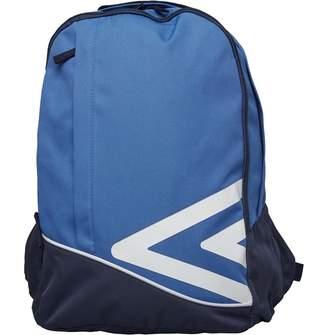 Umbro Pro Training Large Backpack Royal/Dark Navy/White