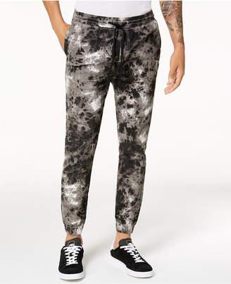 Jaywalker Men's Tie-Dyed Jogger Pants