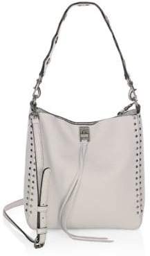 Rebecca Minkoff Darren Small Leather Feed Bag