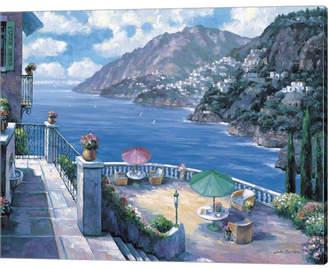 Amalfi by Rangoni Metaverse The Coast By John Zaccheo Canvas Art