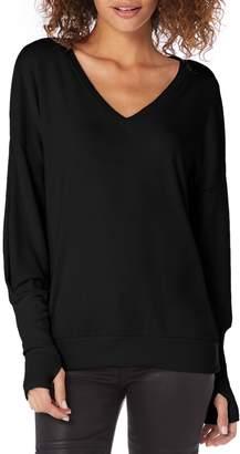 Michael Stars Madison Brushed Jersey Sweater