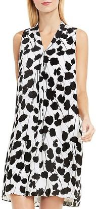 VINCE CAMUTO Elegant Blossom Shift Dress $99 thestylecure.com