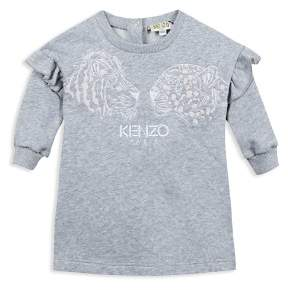 Kenzo Girls' Embroidered Sweater Dress - Baby
