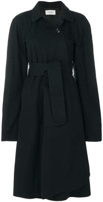 Lemaire belted wrap coat
