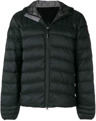 Canada Goose short padded jacket