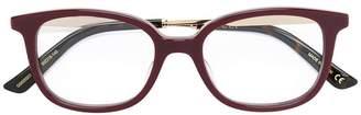 Gucci (グッチ) - Gucci Eyewear スクエア 眼鏡フレーム
