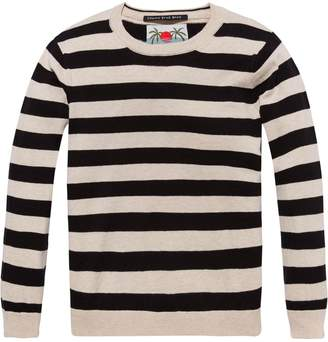Scotch & Soda Cotton-Cashmere Sweater