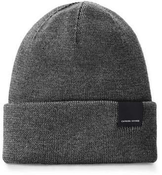Canada Goose Classic Merino Toque Beanie Hat