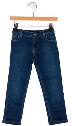 Gucci Girls' Five Pocket Skinny Leggings w/ Tags