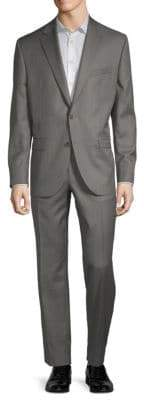 Jack Victor Esprit Buttoned Wool Suit