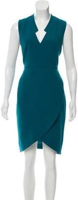 Rachel Zoe A- Line Knee- Length Dress