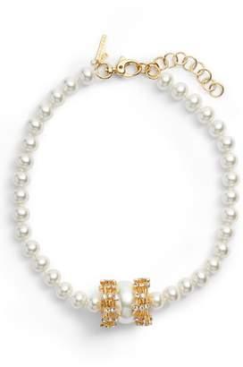 Lele Sadoughi Copacabana Collar Necklace