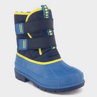 Cat & Jack Toddler Boys' Benedict Winter Boots
