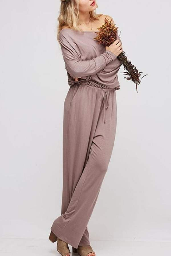 Fantastic Fawn Off & On Jumpsuit