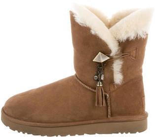 UGGUGG Australia Lilou Tassel-Accented Boots
