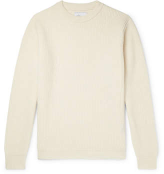Albam Ribbed Wool Sweater