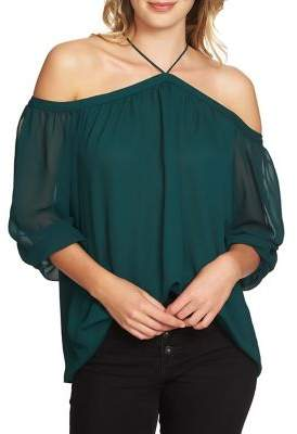 1 STATE 1.STATE Off-The-Shoulder Blouse