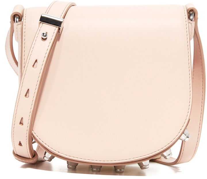 Alexander Wang Alexander Wang Mini Lia Saddle Bag