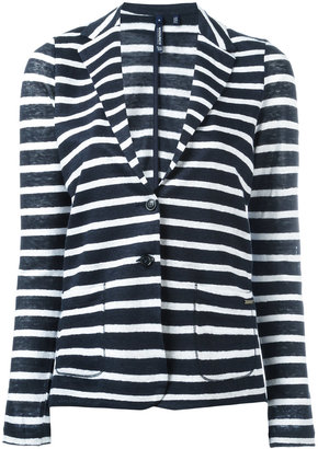 Woolrich striped blazer $144.15 thestylecure.com