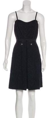 Marc by Marc Jacobs Lace Knee-Length Dress