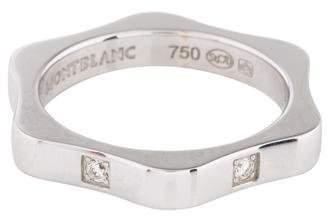 Montblanc 18K Diamond Band