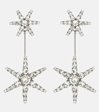 Jennifer Behr Starburst crystal earrings