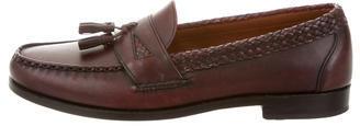 Allen EdmondsAllen Edmonds Tassel Leather Moccasins