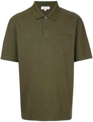 CK Calvin Klein classic short sleeve polo shirt