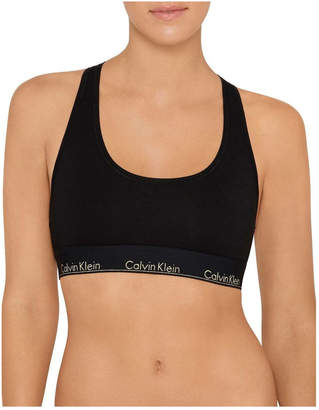Calvin Klein Modern Cotton Unlined bralette QF5042