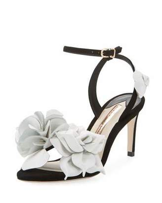 Sophia Webster Jumbo Lilico Mid-Heel Sandal