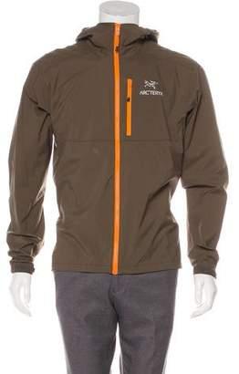 Arc'teryx Hooded Zip Jacket