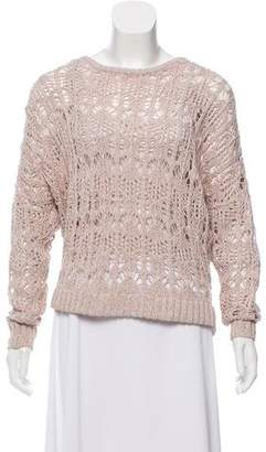 Elizabeth and James Oversize Knit Sweater