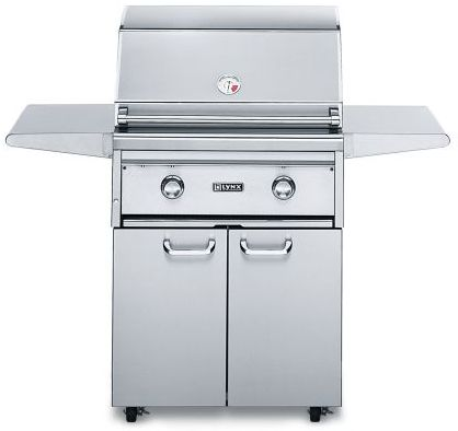 Sur La Table Lynx® Freestanding Natural Gas Grills with ProSear Burners and Rotisseries