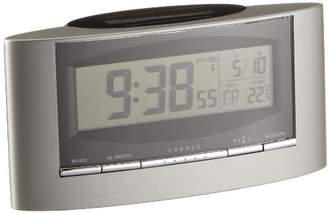 TFA-Dostmann TFA 98.1071 Radio-Controlled Solar-Powered Alarm Clock