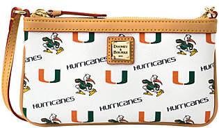 Dooney & Bourke NCAA University of Miami SlimWristlet