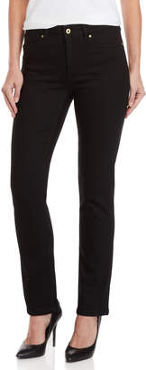 Tommy Hilfiger Black Tribeca Straight Skinny Jeans