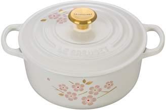 Le Creuset 2.75QT. Sakura Cherry Blossom Collection Cocotte