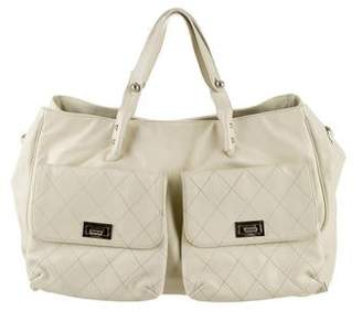 Chanel Pocket In The City Tote