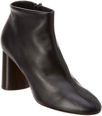 Celine Elliptic Heel Low Leather Boot