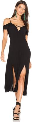 Cleobella Frill Midi Dress $125 thestylecure.com