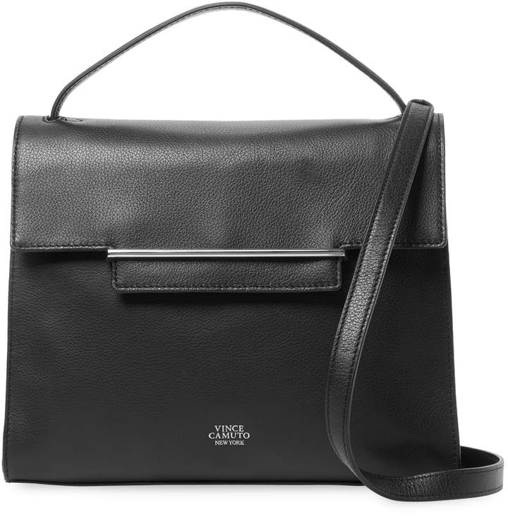 Vince Camuto Women's Aster Leather Satchel