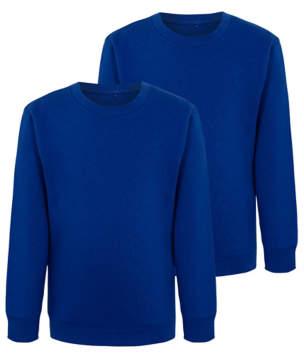 George Cobalt Blue School Sweatshirt 2 Pack