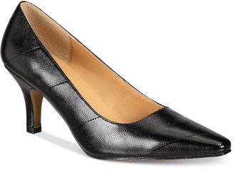 Karen Scott Clancy Pumps, Created for Macy's Women's Shoes $54.50 thestylecure.com