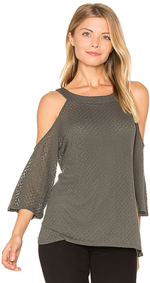 Bailey 44 Best For Last Top in Dark Green $138 thestylecure.com